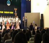 Kazakistan Üstün Hizmet Madalyası
