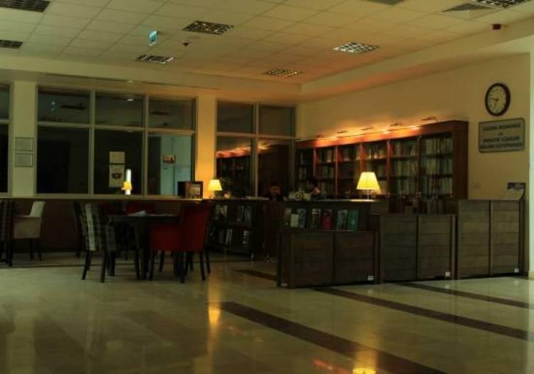 Bölüm Kütüphanesi